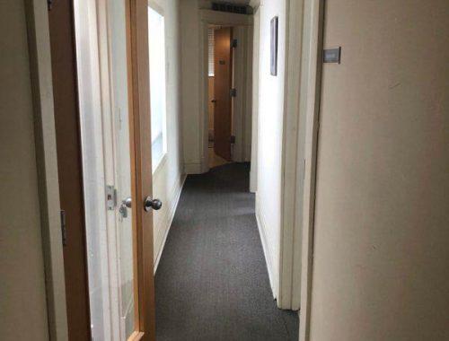 103 E. Indiana Ave., 2nd Floor Hallway